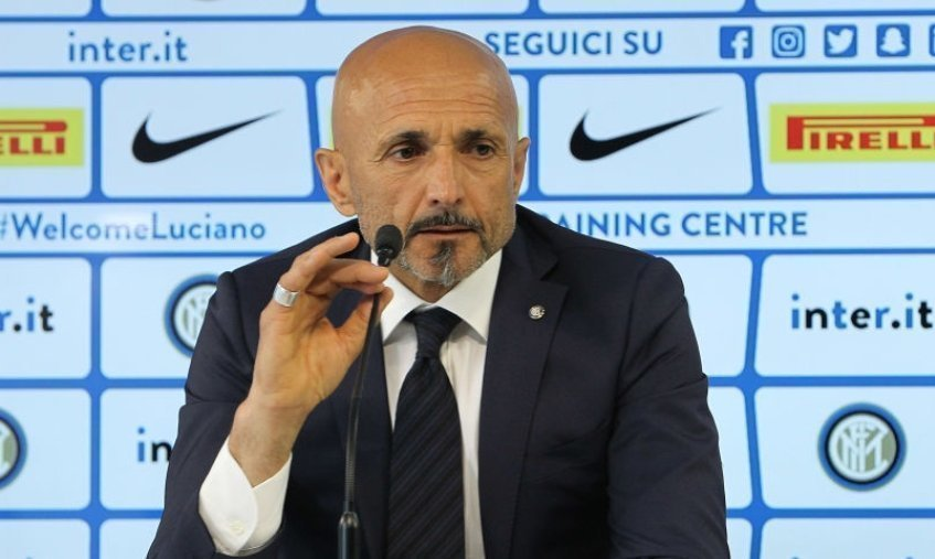 spalletti - conferenza