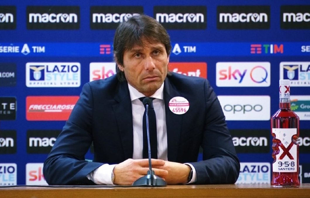 lazio-inter-antonio-conte-conferenza